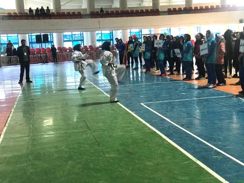 افتتاحیه اولین المپیاد ورزش همگانی خانوادگی شهرستان نیشابور